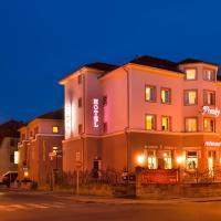 Franko hotel, hotel vo Zvolene