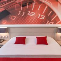 Hotel Le Paddock, hotel in Magny-Cours