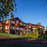 First Hotel Gyllene Hornet, hotell i Tällberg