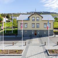 Fosshotel Eastfjords, hotel in Fáskrúðsfjörður