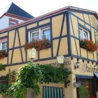 Alte Weinstuben Steinfelder Hof Garni, Hotel in Ellenz-Poltersdorf