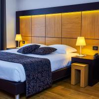 Hotel Atlantic Congress & Spa, hotell i Borgaro Torinese