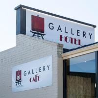 Gallery Hotel, hotel em Fremantle