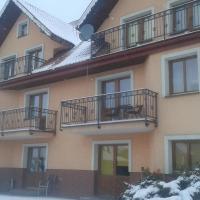 Willa na Skarpie, hotel in Kluszkowce