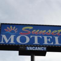 Sunset Motel, hotel in Taft