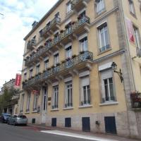 Résidence Central Hôtel, hotel in Plombières-les-Bains