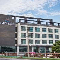 Sungsan Sunrise Hotel, hotel a Seogwipo