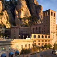 Hotel Abat Cisneros Montserrat, hotel en Montserrat