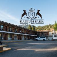 Radium Park Lodge, hotel em Radium Hot Springs