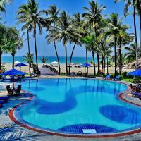 Myanmar Treasure Resorts Ngwe Saung, отель в Нгве-Саунге