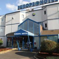 Europe Hôtel, hotel in Varennes Vauzelles