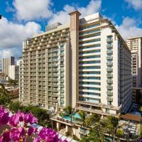 Hilton Garden Inn Waikiki Beach, отель в Гонолулу