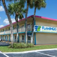 Flamingo Express Hotel, hotel in Kissimmee
