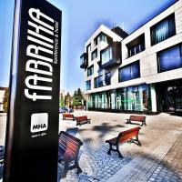 Fabrika Hotel, hotel in Humpolec