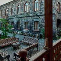 Villa Kars, hotel in Gyumri