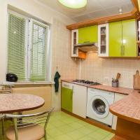 VIP apartment on 14 Vidradnyi Avenue