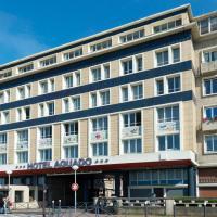 Hotel Aguado, отель в городе Дьеп