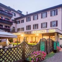 Hotel Carlone, hotell i Breguzzo