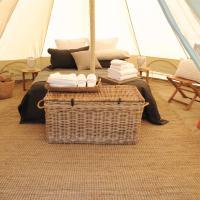 Cosy Tents - Daylesford, hotel em Yandoit