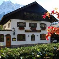 Zum Franziskaner, hotel in Grainau