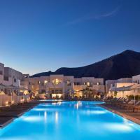 Aqua Blue Beach Hotel, hotel in Perissa