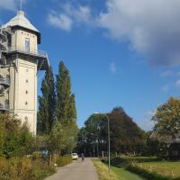 Hotel de Watertoren, hotel in Dordrecht