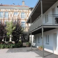 Hôtel Pasteur, hotel in Chalons en Champagne