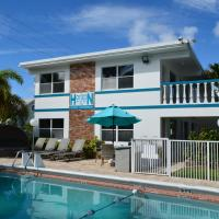 Horizon by the Sea Inn, hotel in Lauderdale By-the-Sea, Fort Lauderdale