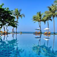 Aureum Palace Hotel & Resort Ngwe Saung, hotel in Ngwesaung
