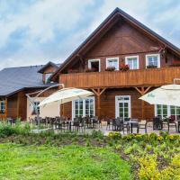 Pivnice ve Dvorci - Jítrava, отель в городе Ринольтице