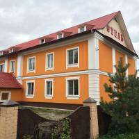 Гостевой дом на Волге, отель в Рыбинске