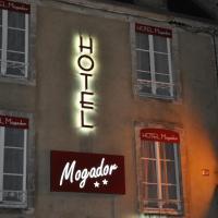 Le Mogador, hotel in Bayeux