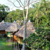 Cumaceba Amazon Lodge