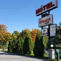 Motel Le Voyageur, отель в городе Сен-Жером