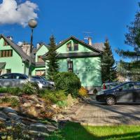 Hotel Wiosna – hotel w Rabce