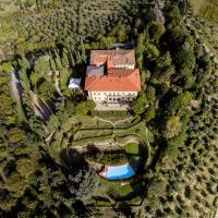Villa Pitiana, hotell i Donnini