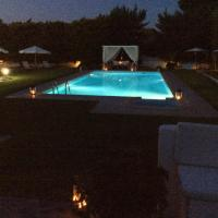 Dimeon Villa, hotel near Araxos Airport - GPA, Kato Achaia