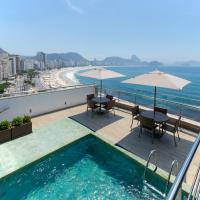 Orla Copacabana Hotel, хотел в Рио де Жанейро