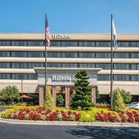 Hilton Washington DC/Rockville Hotel & Executive Meeting Center, hotel in Rockville