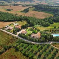 Agriturismo Canale, hotell i Peccioli