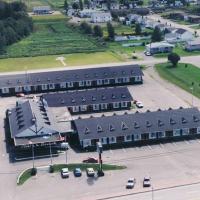 Motel à la Brunante, hotel em Sainte-Anne-des-Monts