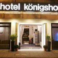 Hotel Königshof The Arthouse, отель в городе Кёльн