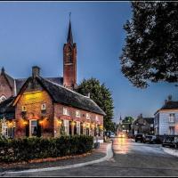Herberg Het Hart Van Alem, hotell i Alem