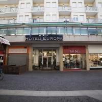 Hotel Europa, отель в Римини