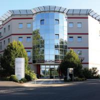 Business Vital Hotel am Rennsteig, hotel in Suhl