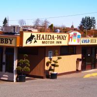 Haida Way Motor Inn, hotel em Port McNeill