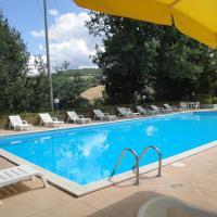 Hotel La Meridiana, hotell i Urbino