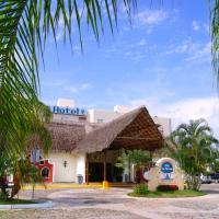 Hotel Las Palomas Vallarta, отель в городе Нуэво-Вальярта