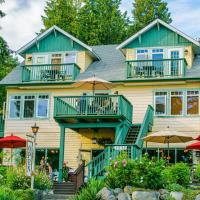Bonniebrook Lodge, hotel em Gibsons