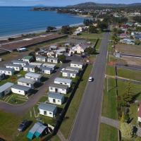 Swansea Holiday Park Tasmania, מלון בסוונסי